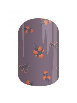 Brisk Floral - Nail Wrap