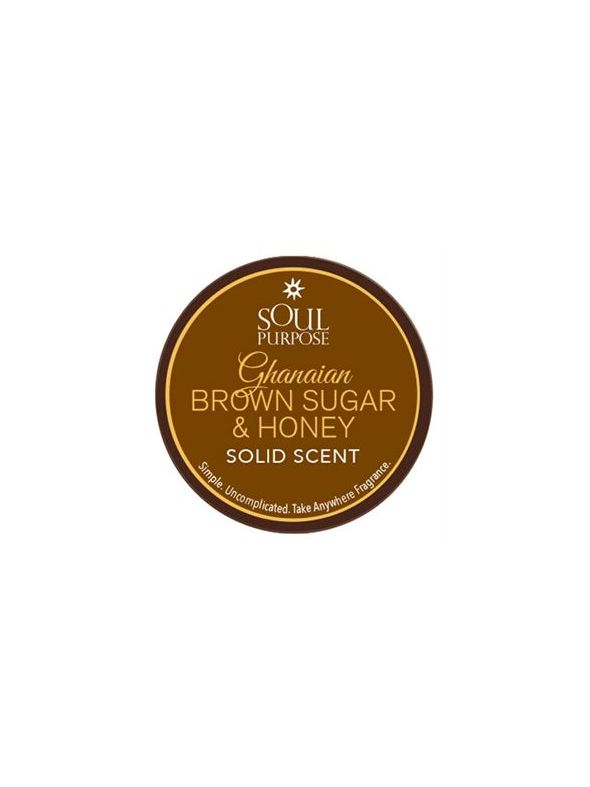 Ghanaian Brown Sugar & Honey Solid Scent