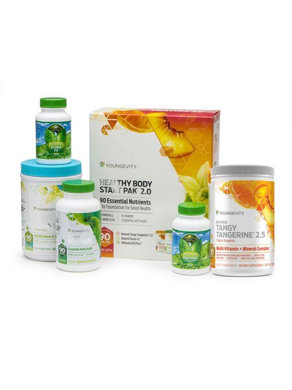 Healthy Body Digestion Pak™ 2.5