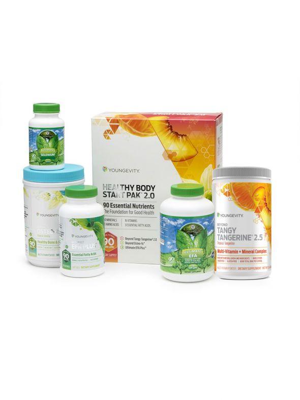 Healthy Body Brain and Heart Pak™ 2.5