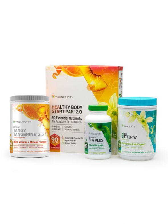Healthy Body Distributor Starter Pak 2.5