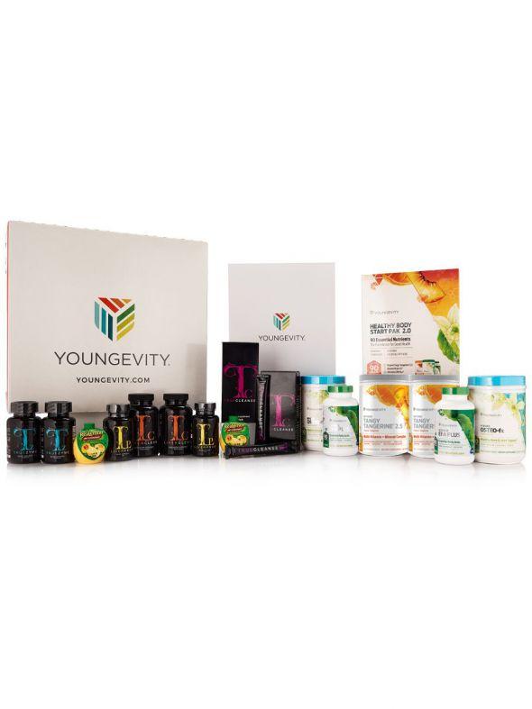 True2Life Youngevity CEO Mega Pak 2.5