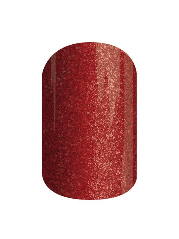 Classic Red - Nail Wrap