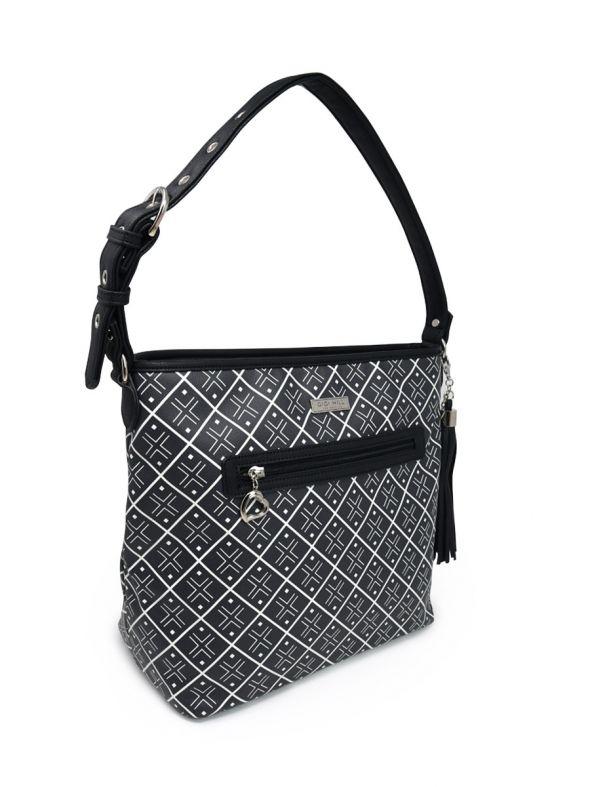 Stella Geo Large Handbag
