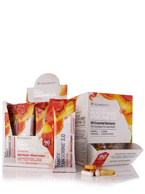 OTG Healthy Body Start Pak™ 2.0 (30ct) w/BTT 2.0