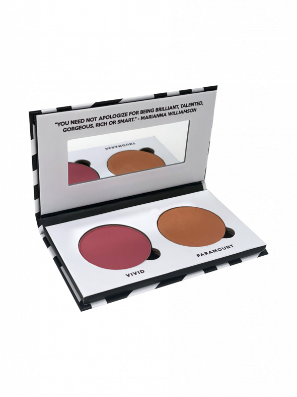 Inspiring Legacy Collection Blush and Bronzer Duo
