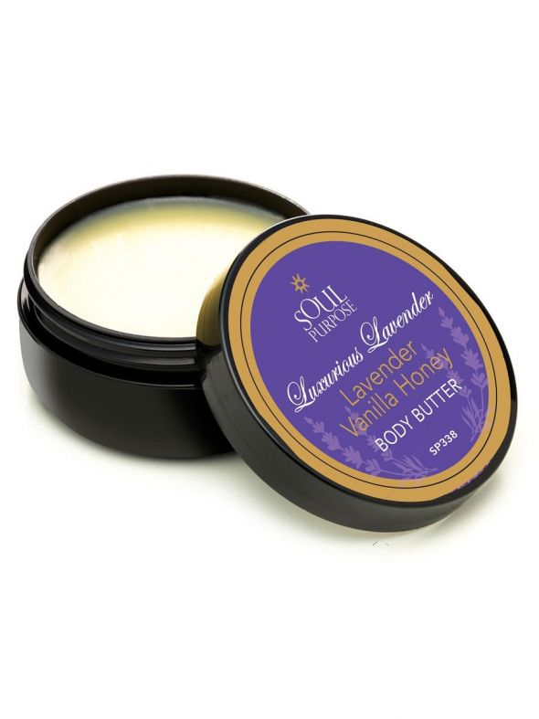 Luxurious Lavender Body Butter