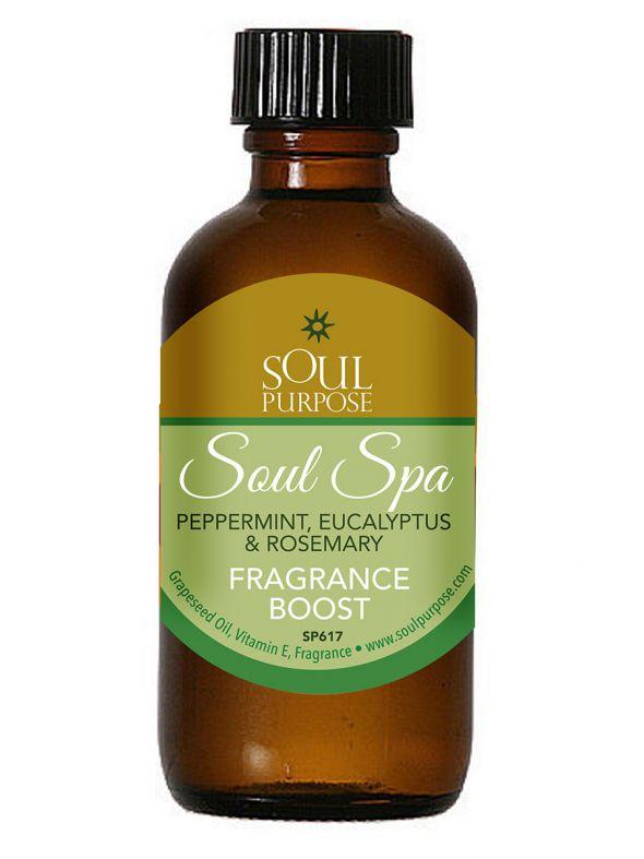 Soul Spa Fragrance Booster