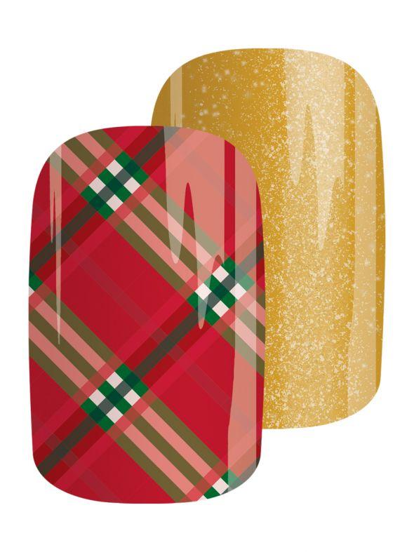 Tartan Tide - Gel Strip