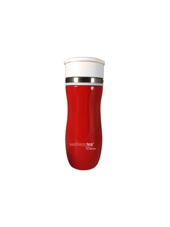 Matcha Tea Infuser Red Shaker