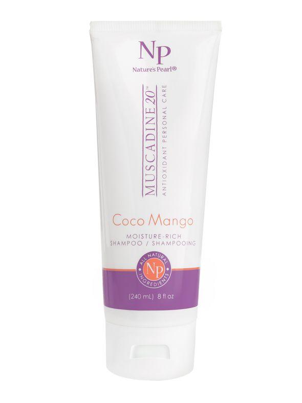 Muscadine 20™  Coco Mango Shampoo