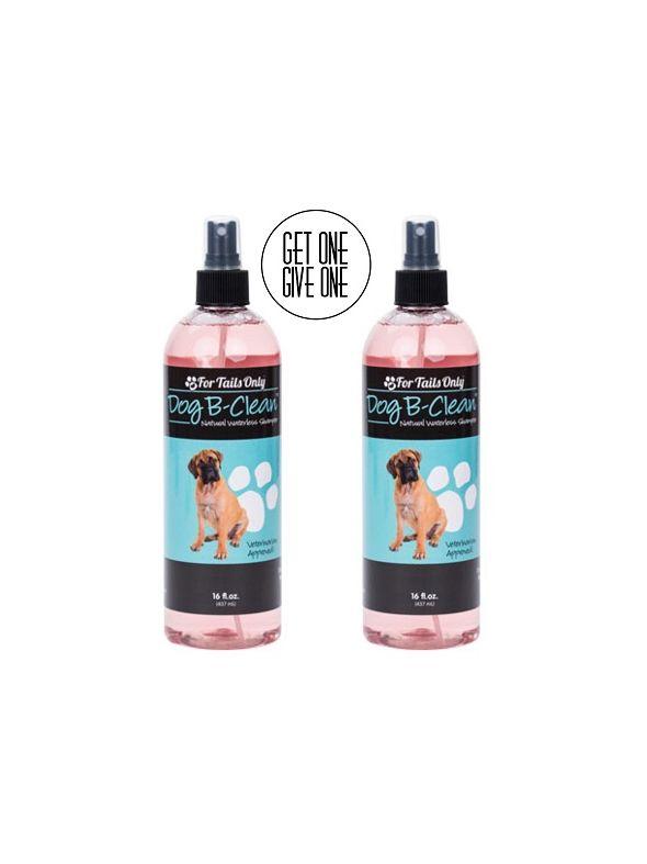 FTO - Dog-B-Clean Natural Waterless Shampoo[QTY:2]