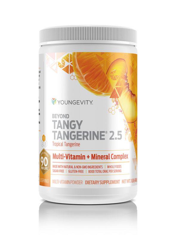 Beyond Tangy Tangerine® (BTT) 2.5 Canister
