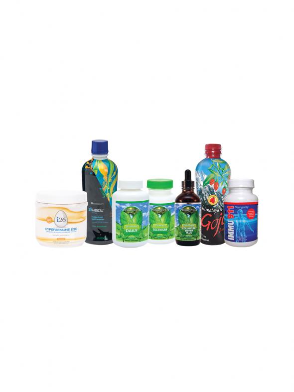 Immunity Health Pack