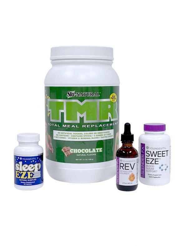 WELLNESS 90 Chocolate Better Health Challenge Pak